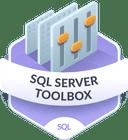 Illustration of the SQL Server Toolbox badge