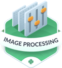 Illustration of the Image Processing badge
