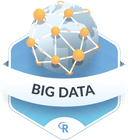 Illustration of the Big Data badge