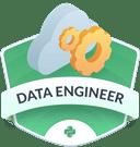 Illustration of the Data Engineer badge