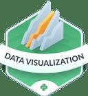 Illustration of the Data Visualization badge